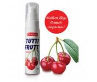 Оральный гель на фруктозе Tutti-Frutti вишня 30Г