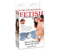 Электростимулятор клитора Shock Therapy Butterfly